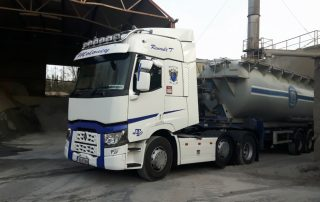 Barry Moloney Transport Services Ltd