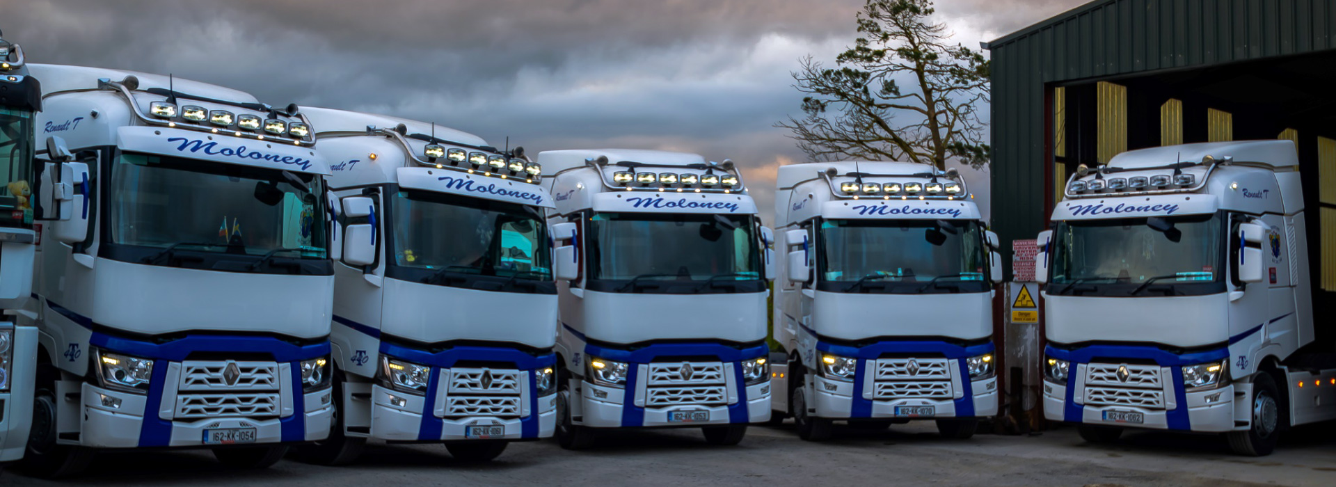 Barry Moloney Transport Services